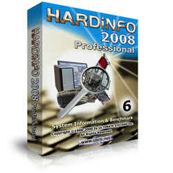 HARDiNFO 2008 Professional