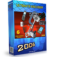 Ultimate Encoder 2006 - Boxshot -200x200