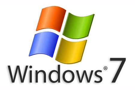 microsoft windows 7 logo