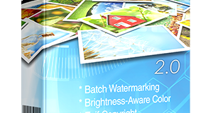 GFXMark 2 Boxshot, Batch Watermark Software