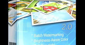 GFXMark 2 Boxshot, Batch Watermark Software