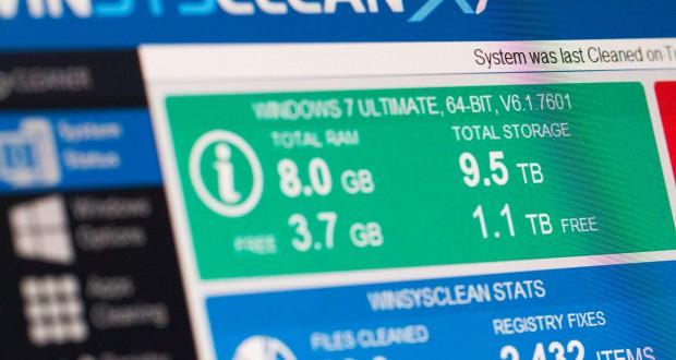 WinSysClean X7