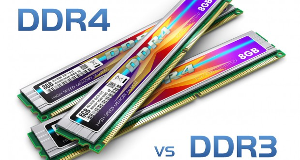 DDR3 vs DDR4 RAM Memory
