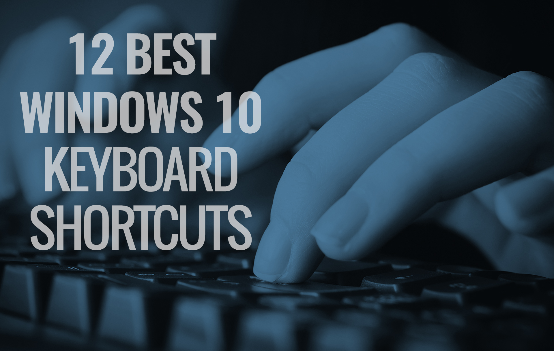 How to type the degree symbol on a pc keyboard 12 best windows 10 keyboard shortcuts buycottarizona Gallery