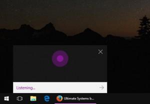 Cortana Voice