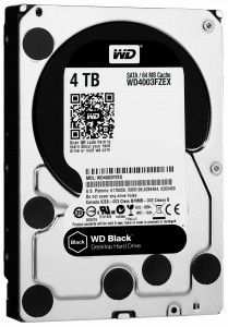 WD-Black HDD