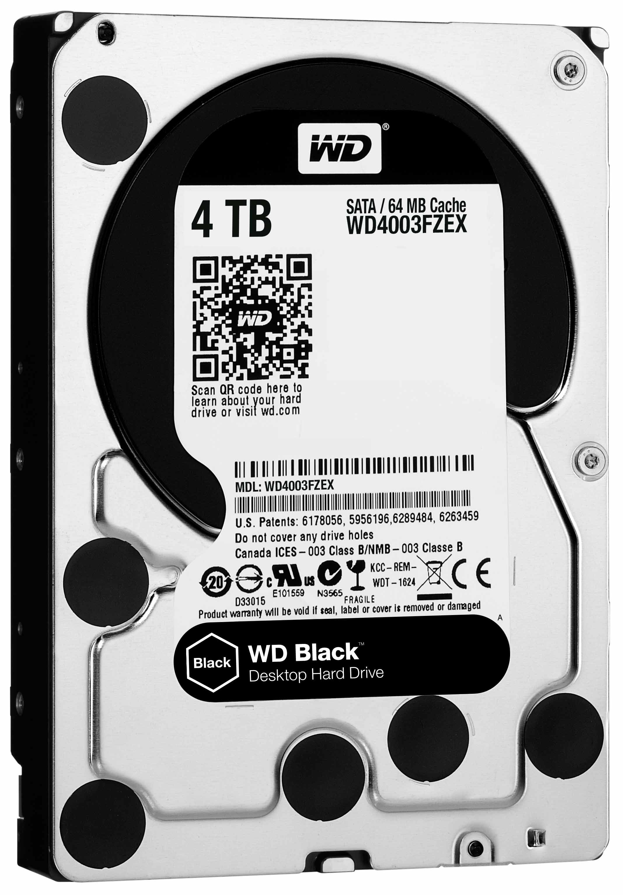 Western Digital WD HDD Colors Difference