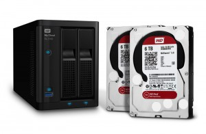 WD Red HardDrive