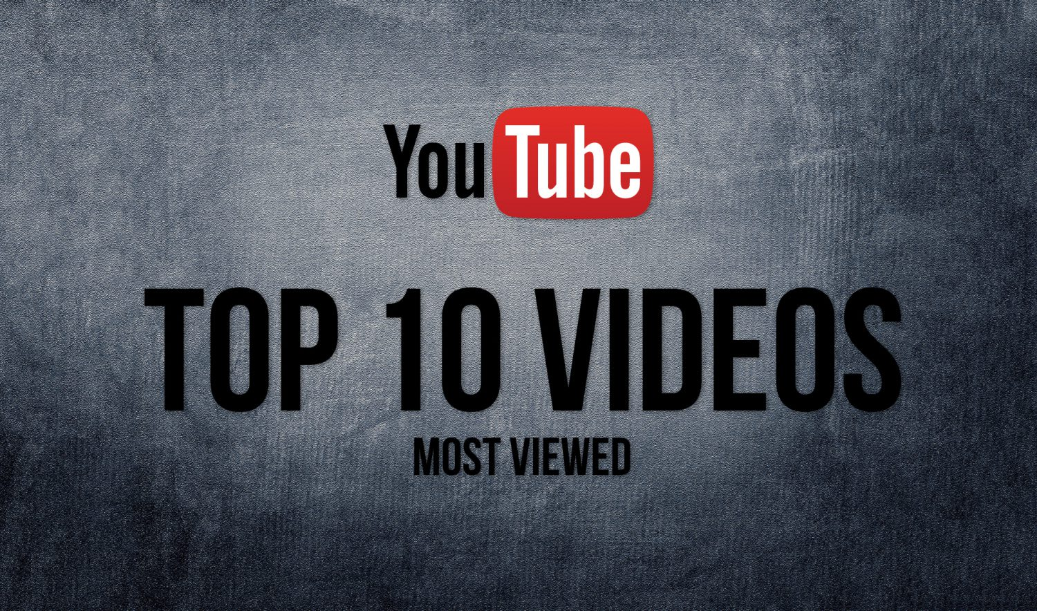 Top 10 Most Viewed Videos On Youtube 2017
