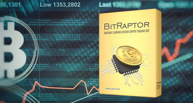 BitRaptor Bitcoin Crypto Trading Bot