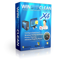 WinSysClean X4 has been released